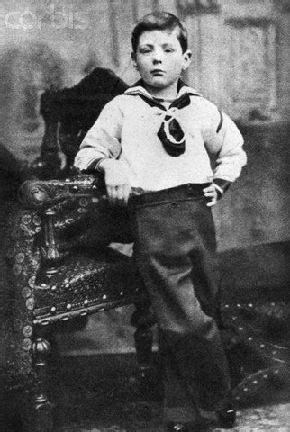hitler biography childhood what the childhood photographs of churchill and hitler can