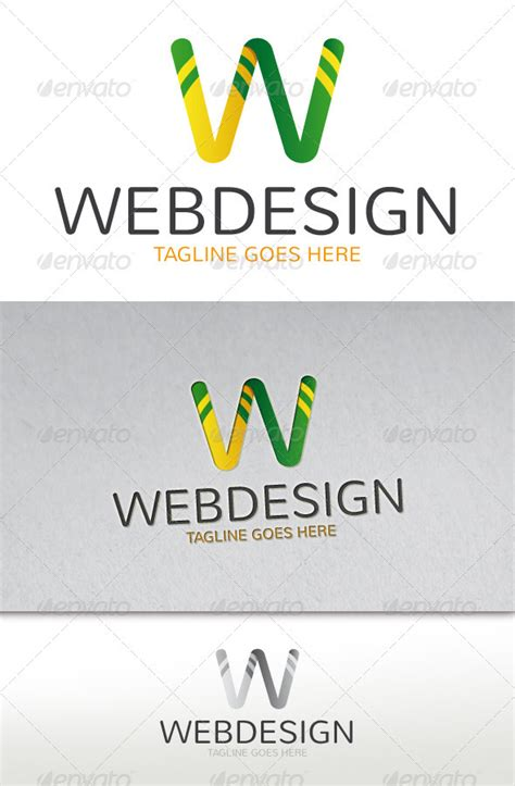 web layout logo web design logo by bosstwinsmusic graphicriver