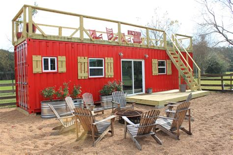 Barn Style Home Floor Plans by 5 Shipping Container Homes You Can Order Right Now Curbed