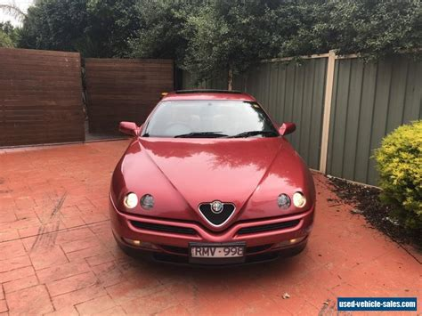 alfa romeo gt gtv for sale in australia
