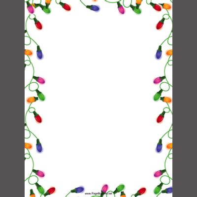 printable xmas borders printable christmas borders and stationery