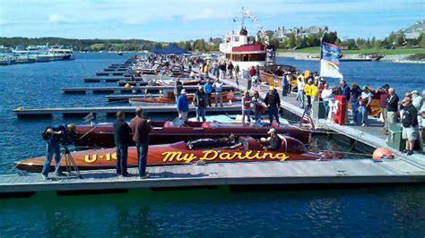 bay harbor boat show my darling u 16 start and run at bay harbor boat show