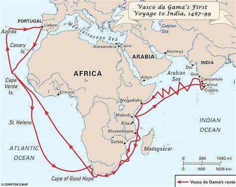 vasco da gama history vasco da gama portuguese explorer learning history