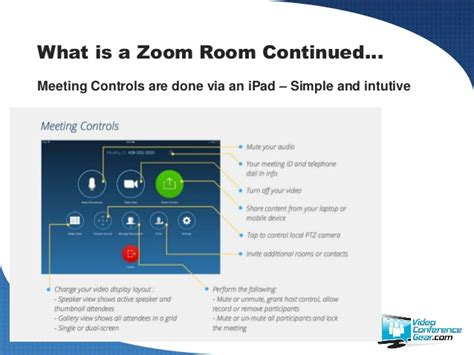 Www Zoom Room by Logitech Zoom Room Conference Bundle By