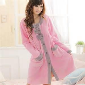 robe de chambre femme noeuds lepeignoir fr