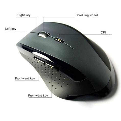 Mouse Wireles Branded S01 new 2015 wireless rapoo brand gaming mouse wireless mice 2 4ghz computer for laptop notebook