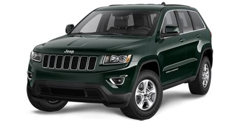 2015 Jeep Prices 2015 Jeep Grand Prices Revealed