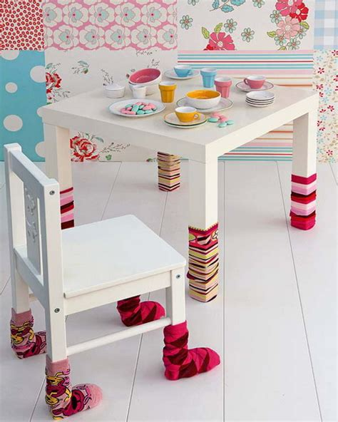 creative diy table legs diy decorations for children rooms six easy and decor