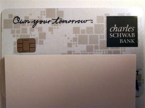 charles schawb bank charles schwab debit card now chip signature and 100 sign
