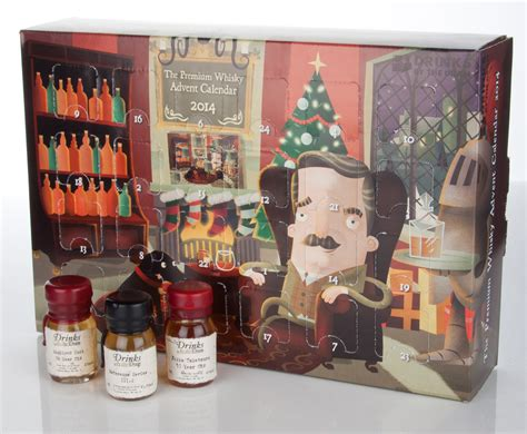 Calendario Rum Il Calendario Dell Avvento Alcolico Che Ti Aiuta A