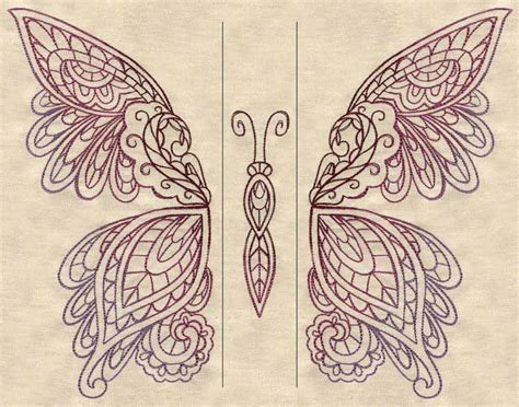 tattoo embroidery designs pin by анастасия on орнаменты butterfly