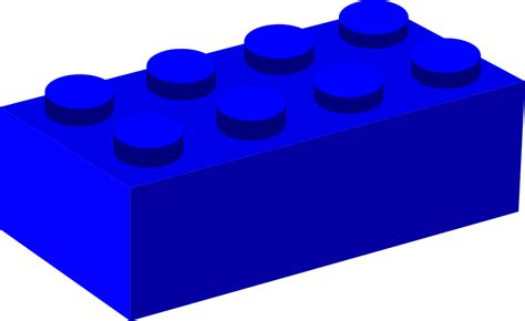 Lego Kw Jumbo Dengan Transparant lego lego block block blue png image picpng