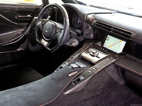 Lexus Interior Lexus Lfa Nurburgring Package 2012 Picture 38 Of 102