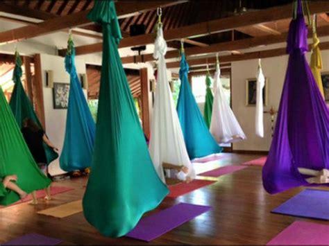 yoga swing jakarta 7 days 50 hour aerial yoga teacher training in bali