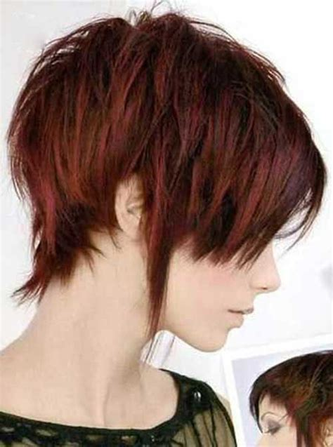 edgy hairstyles and color edgy short hair the best short hairstyles for women 2016