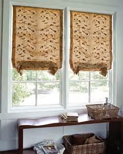 Fabric Shades Decorative Window Shades
