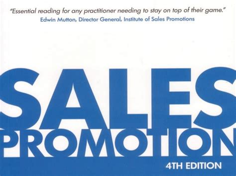 sle of project project work sales promotion