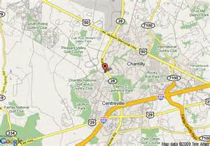 Comfort Inn Chantilly Va Map Of Hyatt Place Dulles Airport South Chantilly