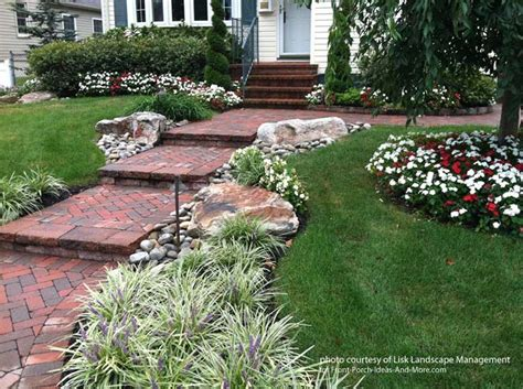Garden Pics Ideas Front Yard Landscape Designs With Before And After Pictures