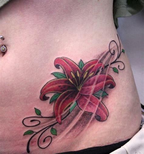 lily pattern tattoo lilies tattoo designs info