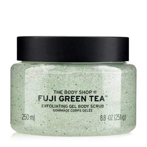 The Shop Raspberry Scrub 250 Ml fuji green tea scrub 250 ml