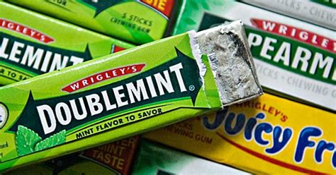 Chewing Gum Brands | best chewing gum brands top breath fresheners