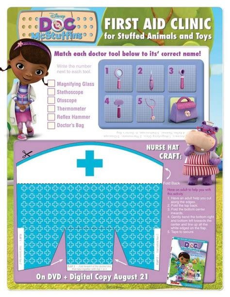 Doc Mcstuffins Fold Out by 17 Best Ideas About Hat On Costume
