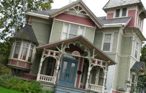 curb appeal harrisonburg gingerbread house victorians