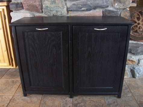 tilt out storage cabinet tilt out trash bin storage cabinet storage designs