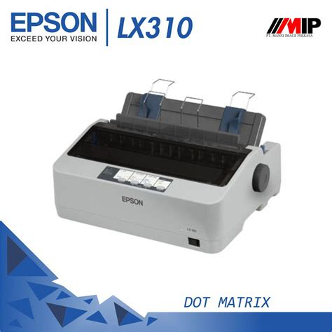 Printer Epson Jember jual printer dot matrix epson lx310 murah toko printer murah