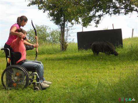 Bogenschießen Im Eigenen Garten by Bogenschie 223 En Ein Interessanter Sport F 252 R Menschen Mit Handicap Inkluyou De