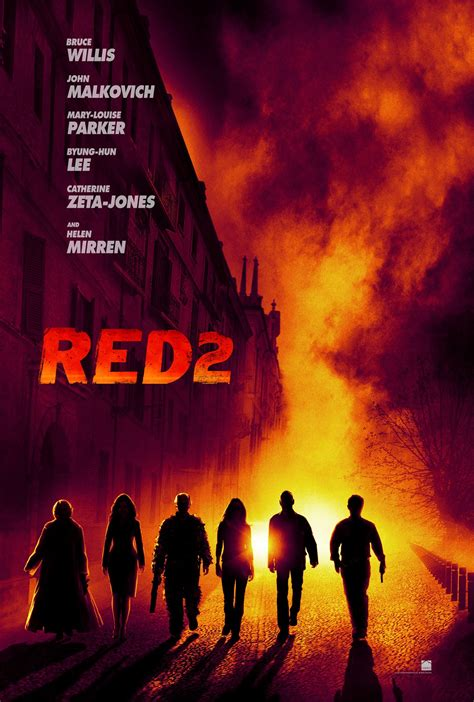 Red 2 2013 Film Red 2 2013 Poster Freemovieposters Net
