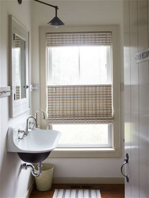 modern bathroom window curtains ideas 45 best images about brockway sink on pinterest trough