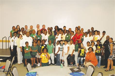 Biscayne Gardens Elementary by And The Power Of Work Miami S Community News