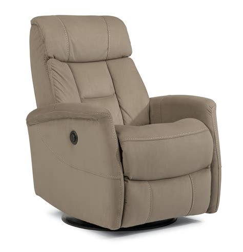 flexsteel swivel recliner flexsteel latitudes go anywhere recliners hart king size