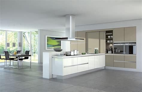 graue und weiße küchen kleines schlafzimmer richtig gestalten