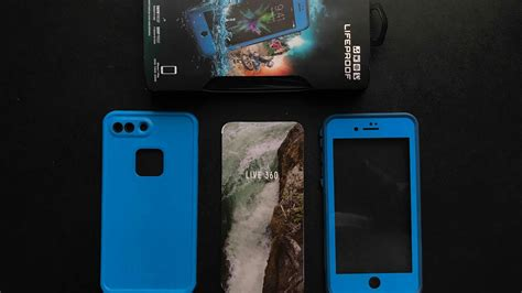 lifeproof fre  iphone   review youtube