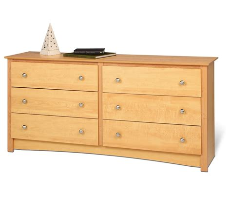 6 Drawer Dressers by Prepac Sonoma 6 Drawer Dresser By Oj Commerce 268 34
