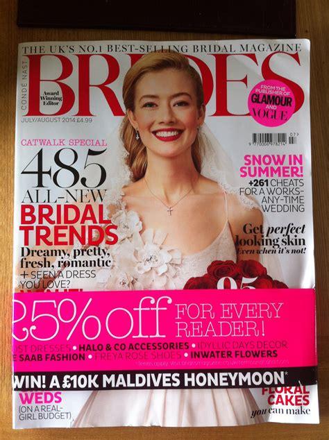 Brides Magazine Uk by Best Of Wedding Magazines