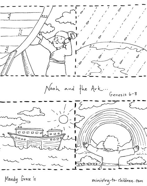 free coloring page noah s ark free coloring pages of noah ark children