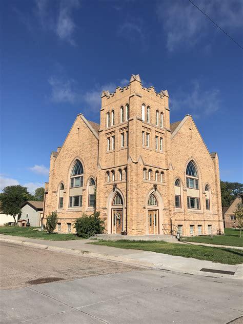 historic church home colson agency