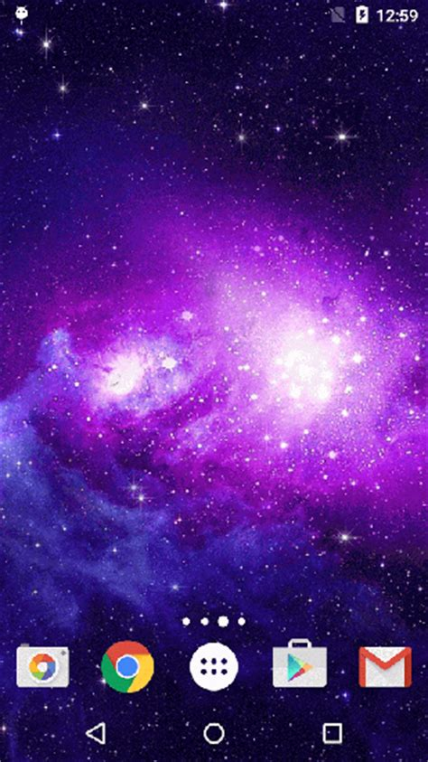 galaxy wallpaper live apk galaxy live wallpaper for android galaxy free download