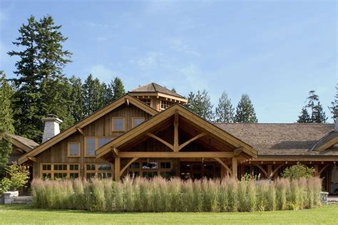 modern timber frame homes hamill creek luxury timber