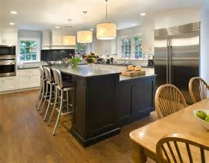 Kitchen With Island by L Shaped Kitchen With Island Ideas