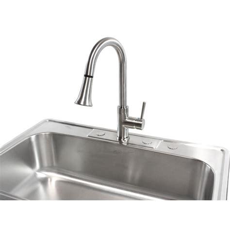 Single Bowl Drop In Kitchen Sink 33 Inch Stainless Steel Top Mount Drop In Single Bowl Kitchen Sink 18