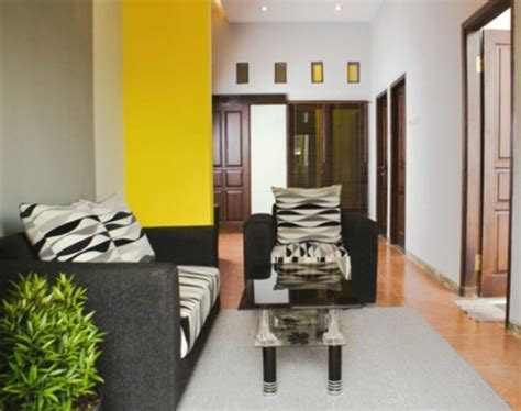 gambar design interior rumah minimalis type 36 desain ruang tamu minimalis rumah type 36 cat interior