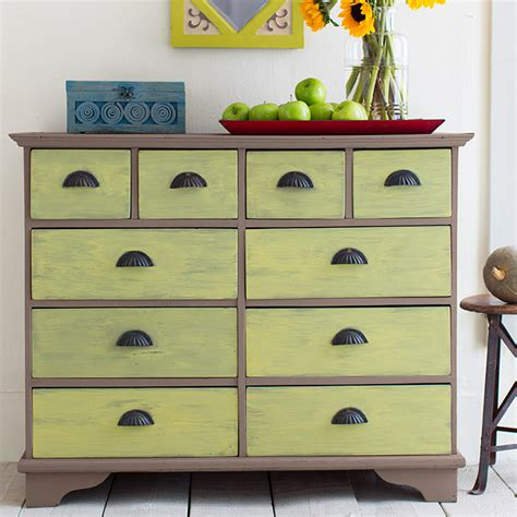 diy green chalk paint diy chalk finish paint
