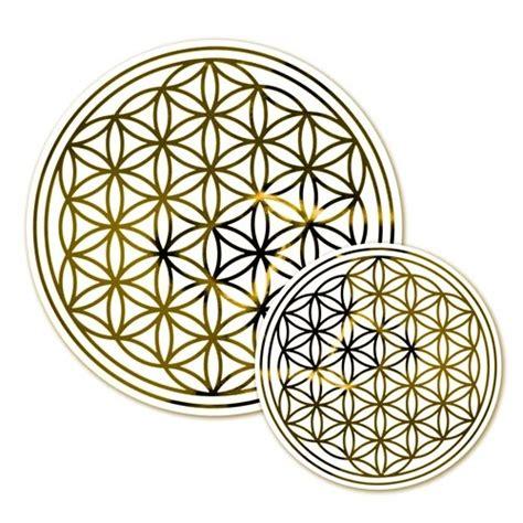 Blume Des Lebens Aufkleber Groß by Shop Energie Pyramide Kaufen Die Licht Kristall