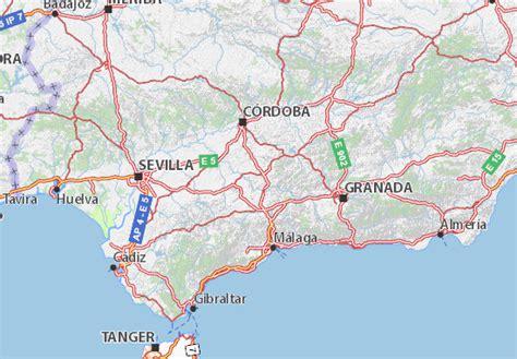 map 9083 granada michelin mapa andaluc 237 a plano andaluc 237 a viamichelin