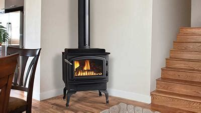Modern Living Room Idea Gas Stoves Regency Fireplace Products